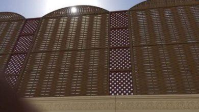 تركيب ساتر للحوش / تركيب سواتر بين البيوت في الرياض