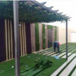 احدث تصاميم برجولات جلسات استراحات وحدائق 2020