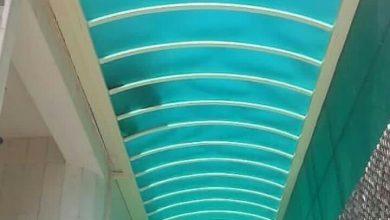 مظلات لكسان شفافة متعددة الألوان بالرياض 050089055