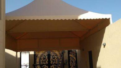 مظلات ابواب خارجية مظلات فوق ابواب المنازل بالرياض