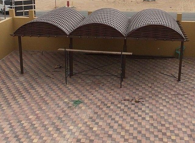 مظلات بلاستيك